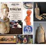 """""""C'era una volta Pinocchio"""" al Centro Ceramico Fornace Pagliero"""