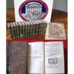 15 importanti volumi restituiti Biblioteca del Real Collegio di Moncalieri