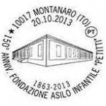 """150° di fondazione dell'asilo """"Petitti"""" di Montanaro"""
