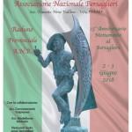 2 e 3 giugno raduno dell'Associazione Nazionale Bersaglieri