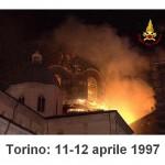 22 anni fa l'incendio della Cappella della Sindone