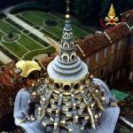 24 anni fa l'incendio della Cappella della Sindone