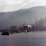 25 anni fa a Chivasso il crollo del ponte sul fiume Po