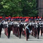 260 carabinieri per il Piemonte e la Valle d'Aosta