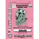 47° Trofeo Enzo Migliore a Calea