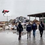500 tonnellate di rifiuti stoccate illecitamente