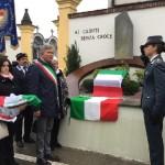 A Castelrosso il Monumento ai Caduti senza Croce