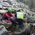 A Ingria muore un escursionista di Rivarolo