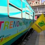 A Porta Nuova inaugurato il Treno Verde