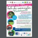 A Rueglio, sabato 14 settembre, la Festa dei Camminatori dell'ASL TO4