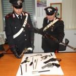 A San Benigno arrestato artigiano specializzato nella modifica della pistole giocatolo