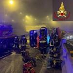 A Torino incidente in tangenziale