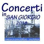 A Valperga tornano i Concerti in San Giorgio