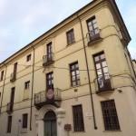 A Volpiano terminata la pavimentazione del cortile di Palazzo Oliveri