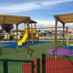 A Volpiano una nuova area giochi per bambini