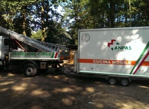 ANPAS al Campo Nazionale del CNGEI a Vialfrè 1