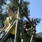 ANPAS al Campo Nazionale del CNGEI a Vialfrè