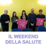 """ASL TO4 il 20 e 21 ottobre 2018 il """"Weekend della Salute"""""""
