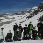 Accumulo nevoso ridotto per i ghiacciai del Gran Paradiso
