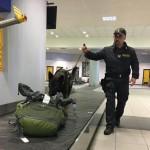 Aeroporto di Caselle sequestro di valuta