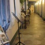 """Al ristorante Le Jardin Fleuri la mostra Pesce d'aprile!"""""""