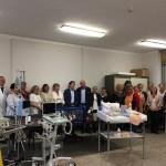 Alla Pediatria di Ciriè donazione di apparecchiature per 28mila euro