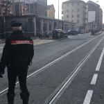 Allarme bomba in Via Bologna a Torino 1
