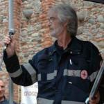 Ancora un lutto alla Cri di Castellamonte è mancato Roberto Bozzello Verole