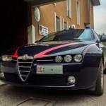 Arrestati a Canischio per furto aggravato