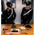Arrestati dai Carabinieri dopo una rapina a Montalto Dora