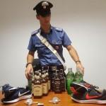 Arrestati in flagranza di reato per furto