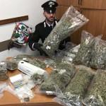 Arrestato a Leinì un rappresentante di marijuana
