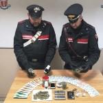 Arrestato per detenzione ai fini di spaccio di sostanze stupefacenti