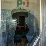 Atti vandalici alla sede PD di Cuorgné e alla biblioteca di Montalto Dora