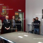 Attive a Ivrea le nuove sale operative del Commissariato di P.S. 1