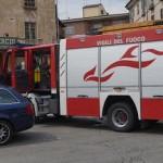 Auto in fiamme a Cuorgnè 3