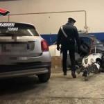 Auto rubate e smontate, scoperto un magazzino a Leinì 1