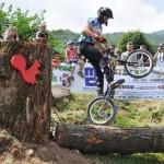 BIKE TRIAL - 5^ prova del Campionato Italiano ad Alpette