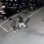 Baby vandali per noia a Strambino fermati quattro minorenni