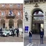 Bandiere a mezz'asta nei comuni italiani