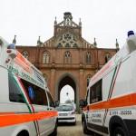 Bando Missione Soccorso 2014 nuova ambulanza per la Croce Verde Bessolese di Scarmagno
