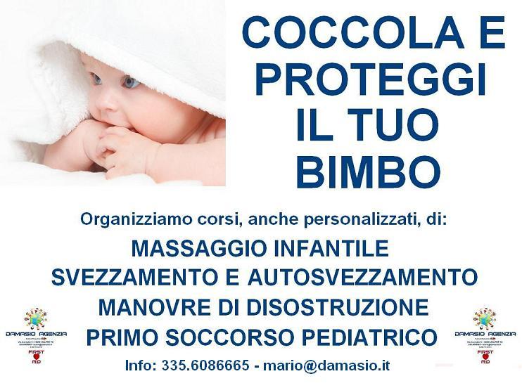 COCCOLA E PROTEGGI  IL TUO BIMBO