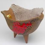 """Baruzzi e Marthyn """"Ceramiche artistiche nel contemporaneo"""" 1"""