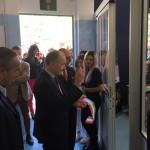 C.IA.C. inaugurata a Valperga la nuova isola robot