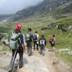Campi di volontariato estivi nel Parco Nazionale Gran Paradiso