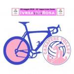 Canavese Volley dedica il logo al Giro