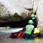 Canyoning nel vallone di Piantonetto un escursionista soccorso, un secondo ritrovato senza vita