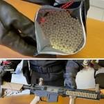 Carabinieri arrestano pusher e denunciano due minori che sparavano con un fucile softair contro i passanti