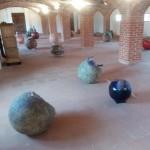 """Castellamonte inaugurata al Centro Ceramico La Fornace la mostra """"Planetarium"""" 2"""