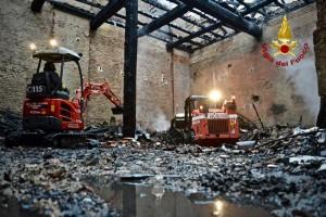 Cavallerizza dibattito sull'incendio in Sala Rossa 1